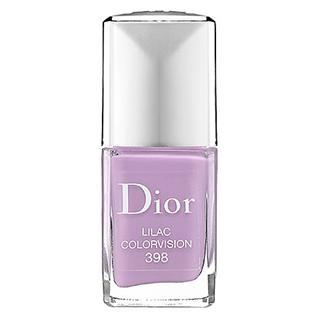 #DIOR Colorvision Vernis Nail Lacquer, Lilac 398 #nails #polish #nailpolish #lavender #pampadour