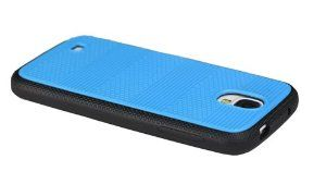 Double-Color silicone shell phone holster case for Samsung i9500