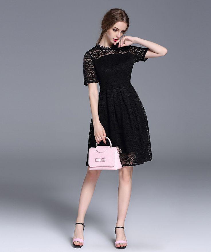 Barato 2016 verão novo tamanho grande das mulheres da moda sexy vestido de renda bordado moda Europeus e Americanos, Compro Qualidade Vestidos diretamente de fornecedores da China: tamanho de gráfico: cmbustoHembolsa de ombroComprimento Da mangacinturadepois de muito tempoS7817233266890M8217434