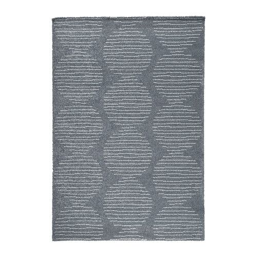 """LILLERÖD Rug, high pile   - IKEA ($129) 7'7"""" x 5'3"""" available in-store only (also in brown)"""