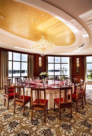 Landmark VIP Chinese Dining Room