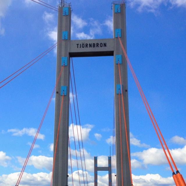 Tjörnbron Tjornbridge #bridge #building
