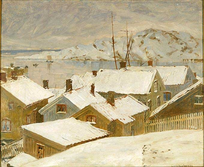 Carl Wilhelmson (1866-1928)