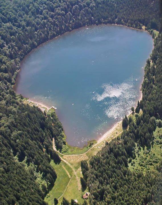 Lacul Sfanta Ana - Jud. Harghita Saint Ana Lake - Harghita County - Romania