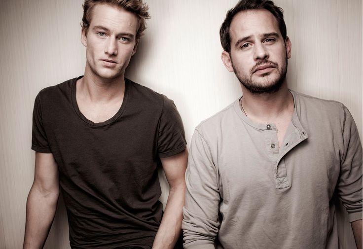 Alexander Fehling und Moritz Bleibtreu :)