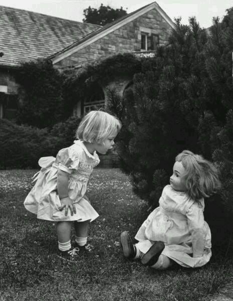 Eliot Elisophon; 1954.
