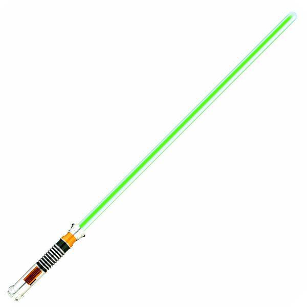 Sable de luz Luke Skywalker: Réplica 1/1 Force FX Signature Star Wars (verde)   Elreygeek.com