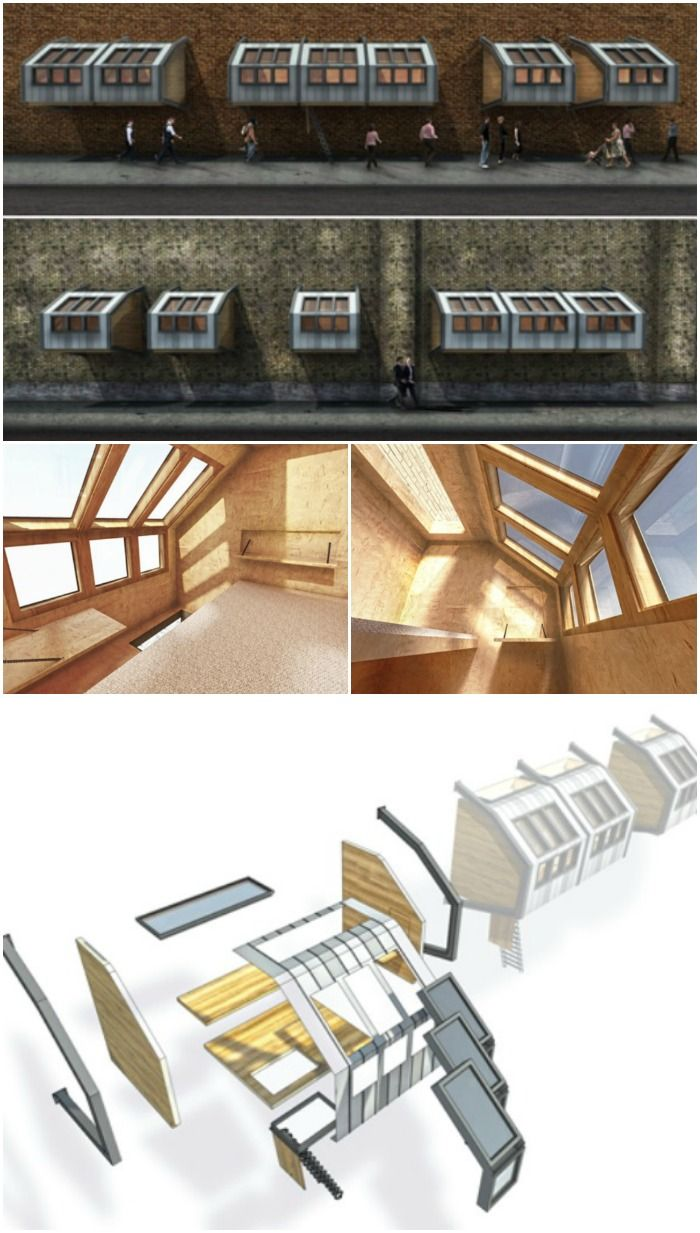 Could These Tiny Sleeping Pods Be The Answer To London S Homeless Problem Sleeping Pods Pods Sleep