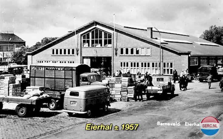 Eierhal Barneveld (jaartal: 1950 tot 1960) - Foto's SERC