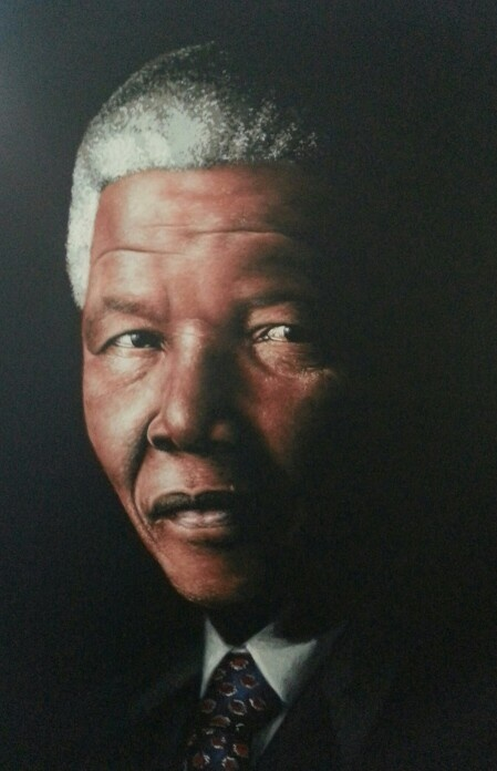 Wakaba Mutheki - Nelson Mandela
