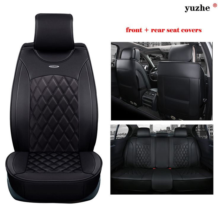 Yuzhe leather car seat cover For Fiat Viaggio 2015 500 Uno Palio Bravo Siena 126P Idea Sedici Panda car accessories car styling