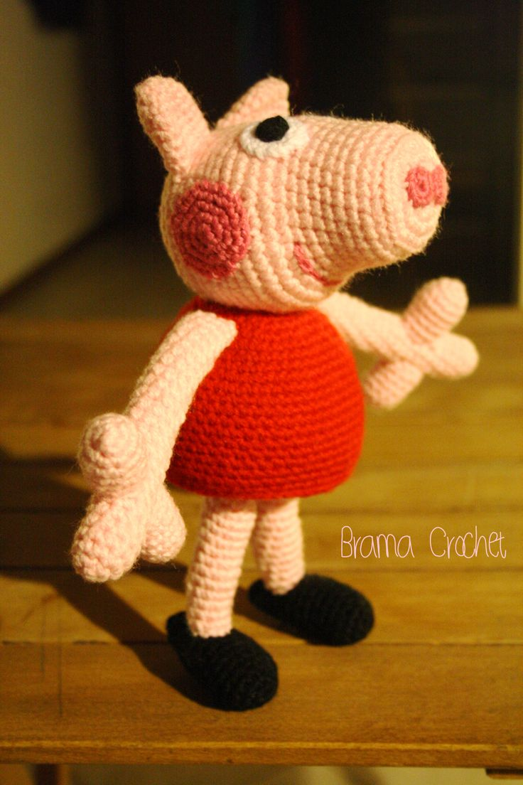 Pig Rabbit Amigurumi Patron : 211 best images about amigurumi characters on Pinterest ...