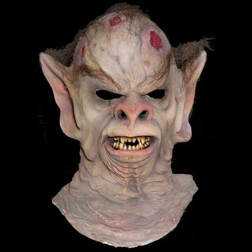 shadow hill demon deluxe halloween mask