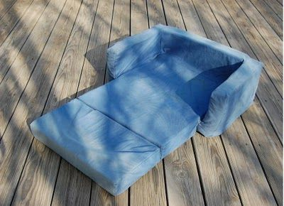 How to make a sofa bed for children, Children's Day