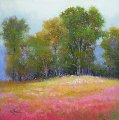 Beautiful pastel by Paula Ford