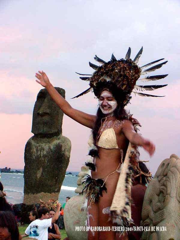 Rapanui (Easter Island)