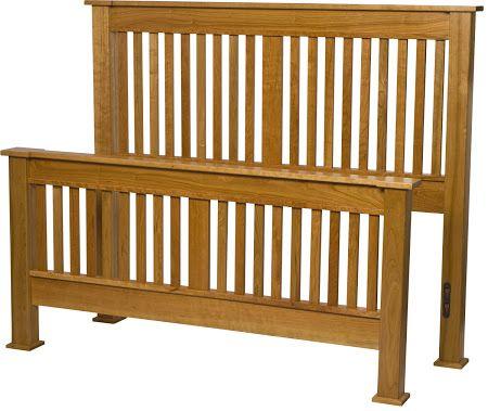 craftsman bed frame - Google Search