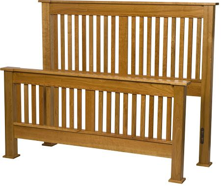 craftsman bed frame - Google Search