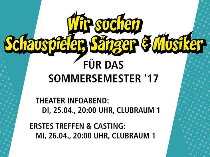 Künstler gesucht in und um Passau herum :) #actors #lovelocal #passau https://plus.google.com/+MonikaSchmidt/posts/fLKVg2C9y7F
