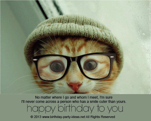 Hillarious Happy Birthday Sayings No Matter Where I Go