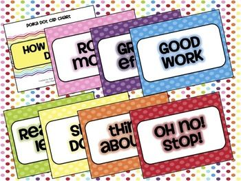 FREE!  This printable file contains the color-coded pieces to create a clip chart for behavior management. The clip chart behavior system enables students...: Polka Dots, Chart Behavior, Dot Clip, Freebie, Behavior Charts, Clip Charts, Behavior Management, Classroom Management