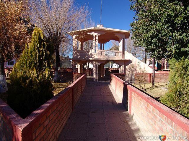 VILLA HIDALGO, DURANGO, MEXICO   ... de Villa Hidalgo, Durango, México: Plaza Principal de Villa Hidalgo