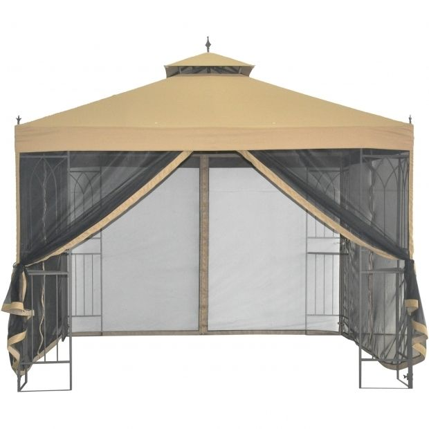 Beautiful Sunjoy Gazebo Assembly Instructions Mainstays Gazebo 10 X 10 Walmart In 2020 Gazebo Tent Gazebo Gazebo Plans