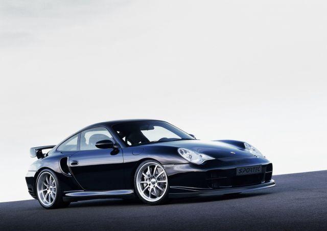 2001 Porsche 911 GT2 SP650 by Sportec