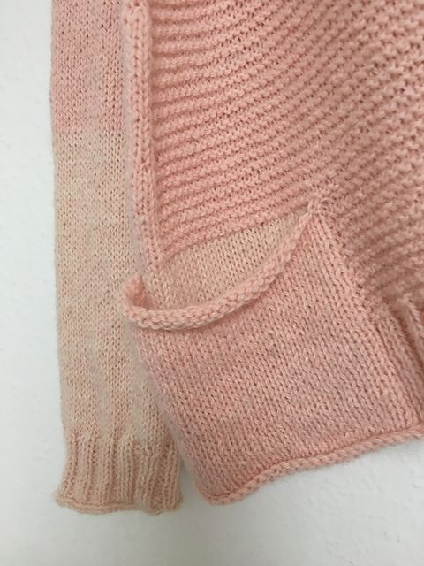 Ravelry: Project Gallery for Pink memories pattern by Isabell Kraemer