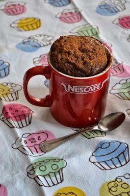 Torta in tazza al microonde pronta in 3 minuti by giuliettinaa - Pagina 1