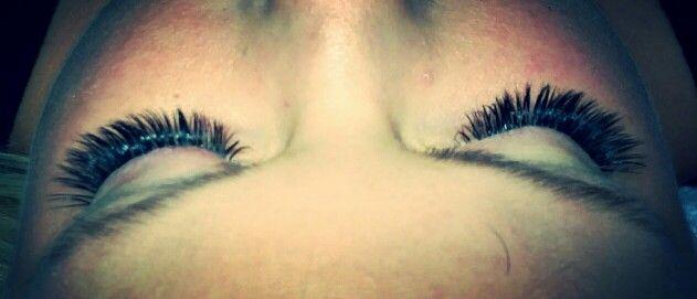 Volume Mink Eyelash Extensions