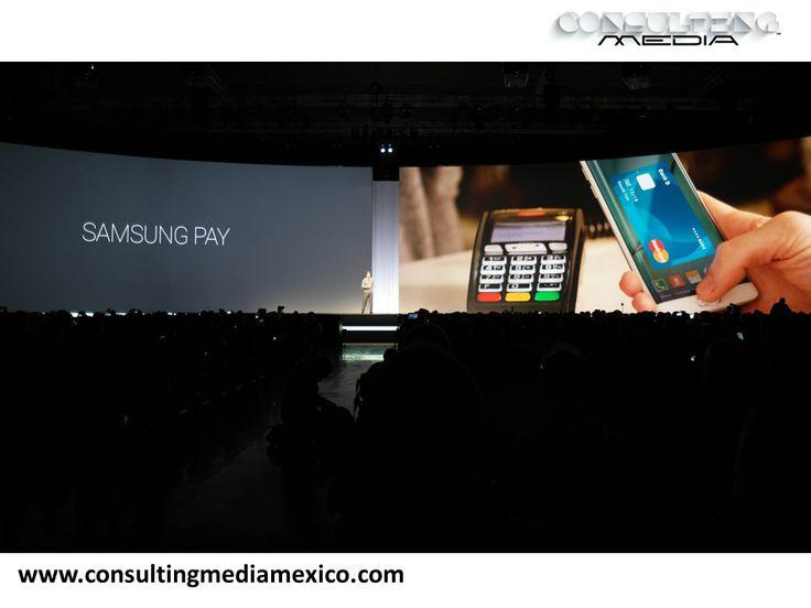 LA MEJOR AGENCIA DIGITAL Samsung Pay llegará a las Smart Tv´s. Con esto podrás pagar desde la comodidad de tu sofá.  Samsung Pay para televisores, cuenta con el soporte de la mayoría de sistemas de tarjetas de crédito y débito y también con PayPal. www.consultingmediamexico.com