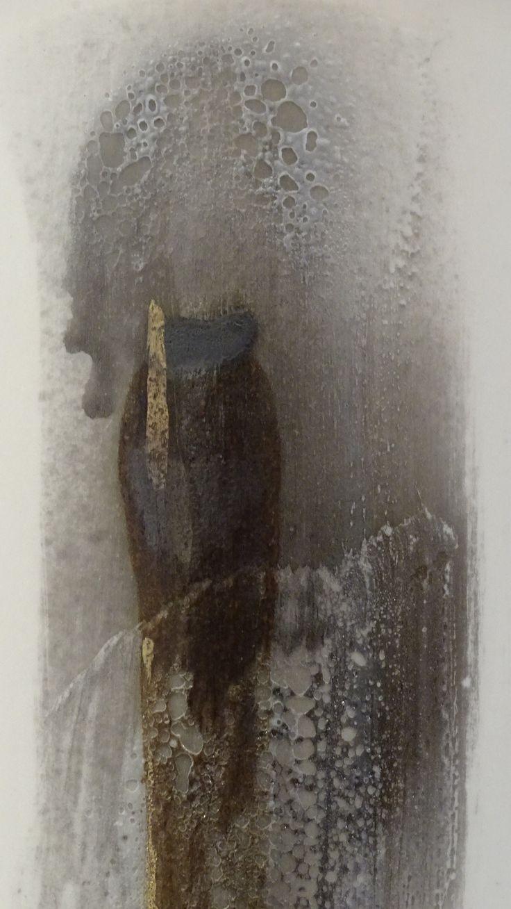 Detail of Porcelain Vessel - Kim Sacks Gallery, Johannesburg