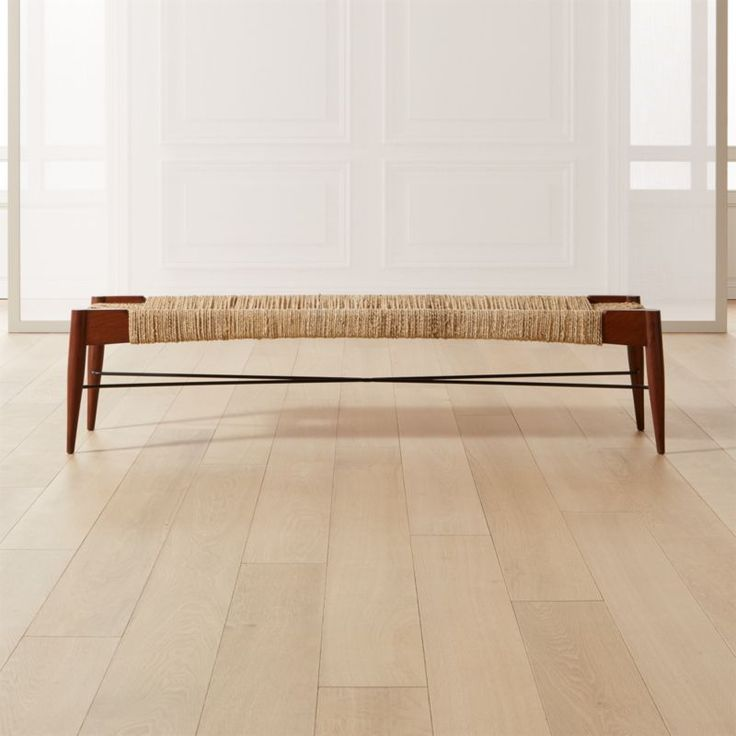 Wrap Large Natural Bench + Reviews