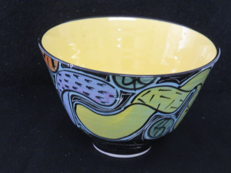 Beautiful Warren Tippett Bowl
