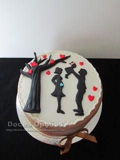 Doces Opções: family cake
