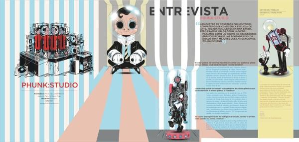 A.a  Asian Art Magazine by Alejandra Ordoñez Padilla, via Behance