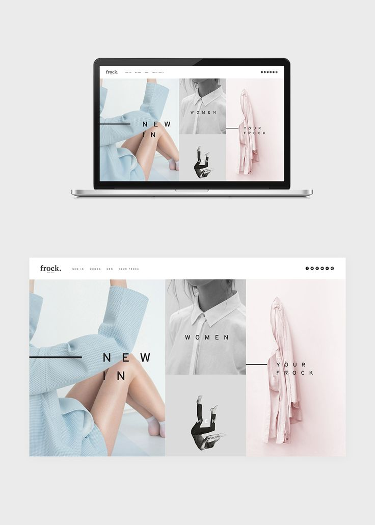 e-commerce Website by Saxon Campbell