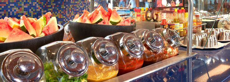 BlueIguana Cantina | Mexican Restaurant | Carnival Cruise Lines