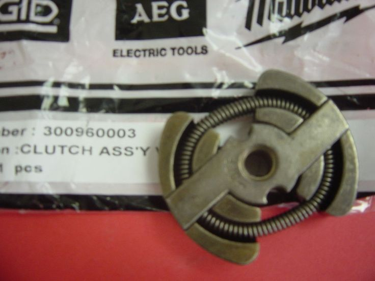 300960003 Genuine Homelite Chainsaw Clutch Assembly UP06727A A07595 PA01513 #Homelite