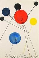 Alexander Calder - Les Ballons