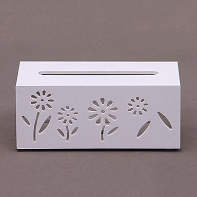Creative Sunflower Tissue Box – USD $ 29.99