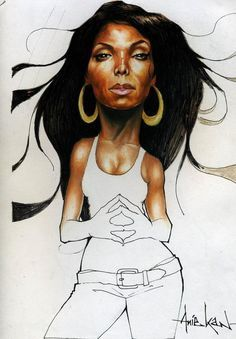 janet jackson coloring pages - 2558 best images about cartoonish on pinterest celebrity