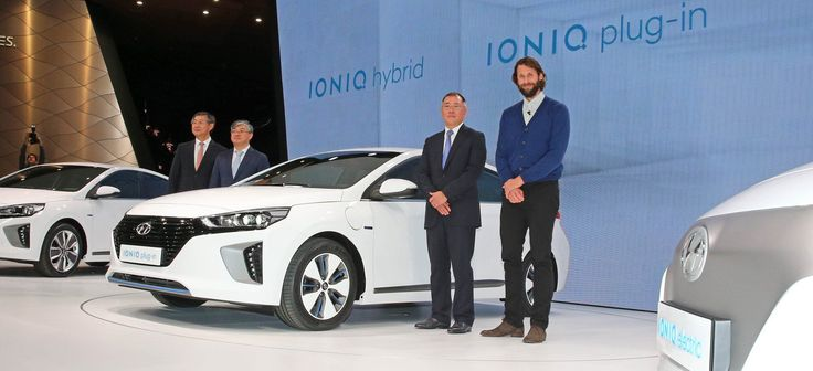 Hyundai announces 4 new all-electric cars by 2020 (not many details) #electriccars #EV #EVs #green #cars #Deals #cleanair #ElectricCar