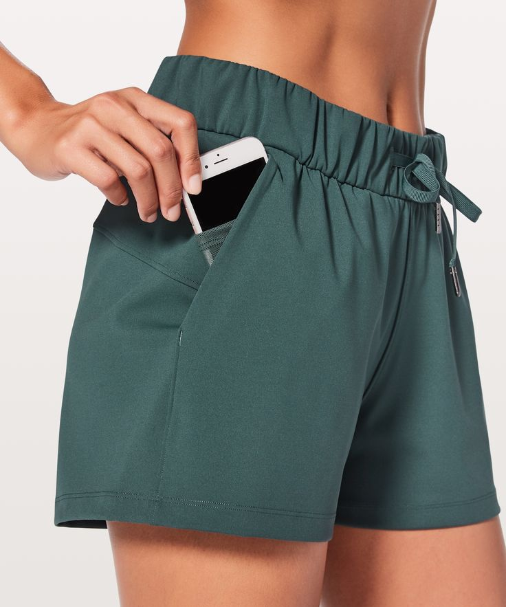 """On The Fly Short 2.5"""" 3"""