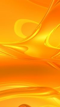 Nice Abstract Orange Mobile Wallpaper 15