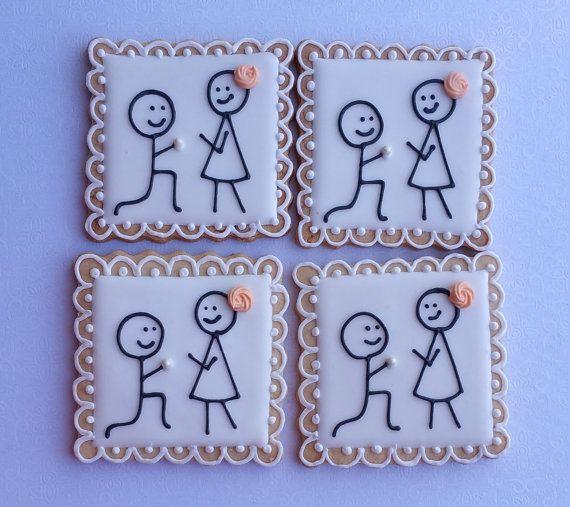 Galletas de propuesta compromiso galletas galletas de por Scookies