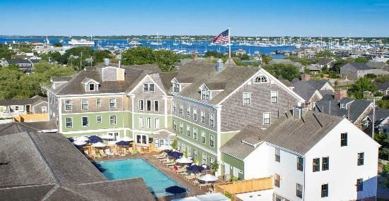 The Nantucket Hotel & Resort - amazing nantucket hotel.  Rated #1. Would cost around $250/night for a basic room during the time we want to go.