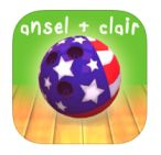 Learn USA Facts with Ansel  Clair - With over 1,000 questions, Ansel  Clair: American Bowl is a great choice for teachers looking for a game that connects to social studies instruction.  Children must answer questions correctly in order to play a bowling game and earn points to free a bald eagle.  There are fourteen categories that cover topics including: Legends in Sports, Amazing Americans and Important Events.