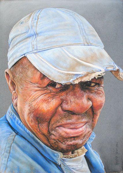 Helena Hugo - South African pastel artist